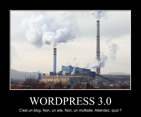 Troll WordPress