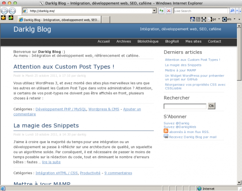 darklg blog dans internet explorer ma
