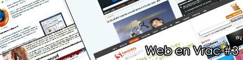 Web en Vrac #3