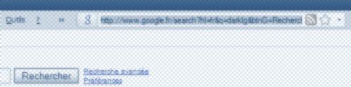 Des flux RSS pour les recherches Google