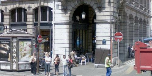 Starbucks Saint Lazare
